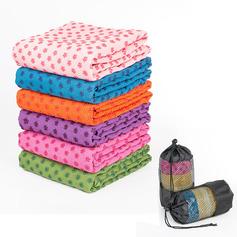 Outdoor Beautiful Classic Superfine Fiber Yoga Towel