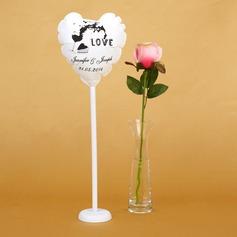 Personalizado Amor Projeto PVC Balão de casamento