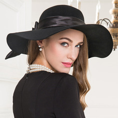 Ladies' Glamourous/Simple/Amazing/Nice Wool Floppy Hats