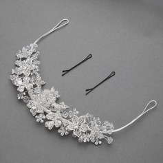 Luxurious Crystal/Rhinestone/Alloy Headbands