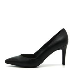 Frauen PU Stöckel Absatz Absatzschuhe Geschlossene Zehe Schuhe