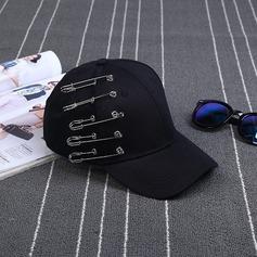 Unisexmodell Nydelig/Glamorøse/Unik Bomull Designet Baseballcap