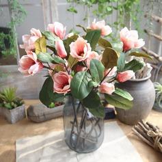 Enkel/Fin Nydelig Silke blomst Kunstige Blomster