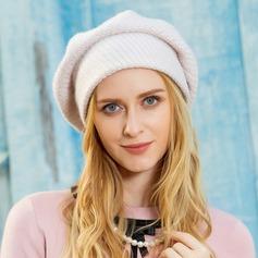 Damen Besondere Polyester Baskenmütze Hut