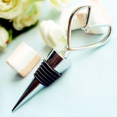 Vineyard Collection heart themed wine stoppers