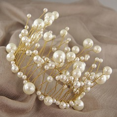 Ladies Glamourous Beads Tiaras (Sold in single piece)
