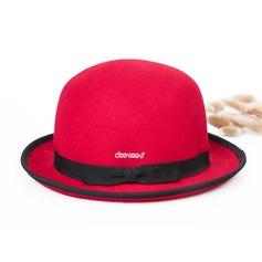 Dames Mode/Betoverend/Luim Wol Slappe Hat