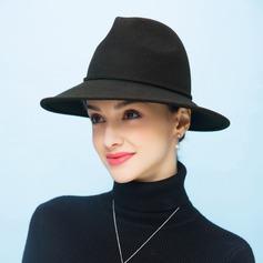 Ladies' Fashion Wool Floppy Hat