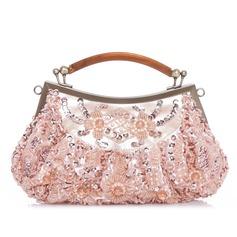 Unique Satin Fashion Handbags