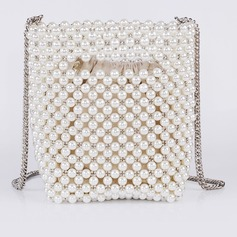 Delicate Pearl Clutches