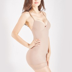 Naiset Naisellinen/Classic Polyesteri/Elastaani/Chinlon liukastumiset Shapewear (125192047)