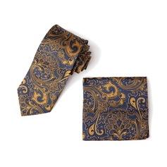 Klassische Art Polyester Krawatten-Sets
