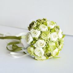 Romantique Soie artificielle Bouquets de mariée -