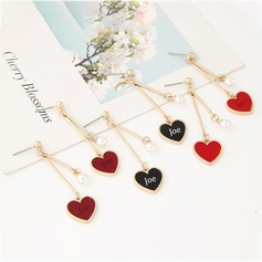 Personalized Acrylic/Alloy Fashion Earrings