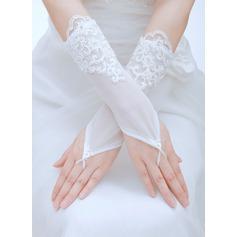 Tyll/Spetsar Elbow Längd Handskar Bridal