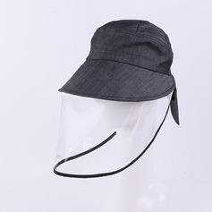 Ladies ' Jednoduchý/Fantazie Polyester Beanie / Slouchy/Pláž / sluneční klobouky