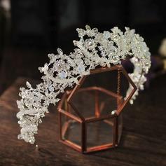 Glamourous Crystal/Rhinestone/Alloy Tiaras (Sold in single piece)