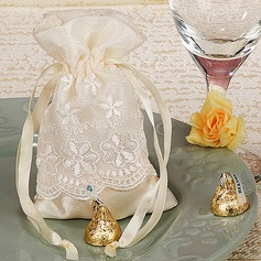 Silk Favor Bags (Set of 12)