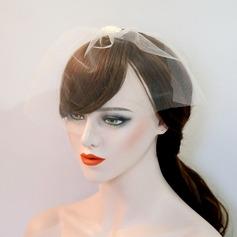 Ladies Beautiful Imitation Pearls/Net Yarn Forehead Jewelry/Hats