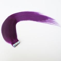 4A Nicht remy Gerade Menschliches Haar Tape in Haarverlängerungen (Einzelstück verkauft) 50g