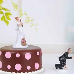 """Pesca del amor"" Resina Boda Decoración de tortas"