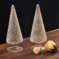 Ornamento Vidro (Vendido em uma única peça) Centros de mesa