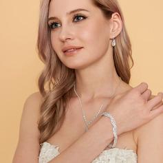Charming Alloy Ladies' Bracelets