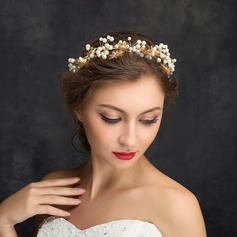 Ladies Beautiful Rhinestone/Alloy Headbands