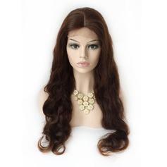 Kroppsvåg Human Hair Parykar Lace Front Parykar