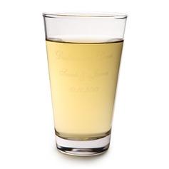 Personlig Enkel Glas Kopp