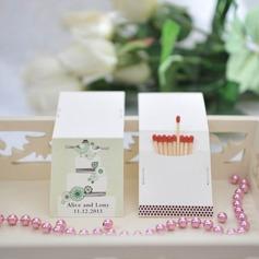 Personalizado Diseño del Pájaro papel tarjeta duro Caja de Cerillos Personalizada  (118031603)