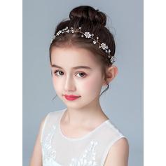 Legierung/Faux-Perlen/Kristall Stirnbänder