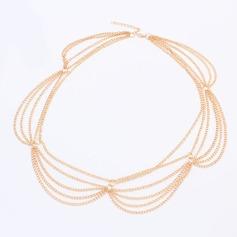 Unik Legering Panna smycken
