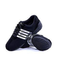 Мужская Холст Танцевальные кроссовки Обувь для танцев