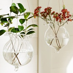 Perfect Hanging Glass Vases(Flowers Not Inlcude)