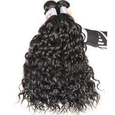 5A Virgin / remy Vague d'eau les cheveux humains Tissage en cheveux humains (Vendu en une seule pièce) 100 g