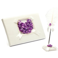 Rose Love Rose Guestbook & Pen Set (101049644)
