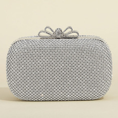 Glänzende Metall Handtaschen/Umhängetasche