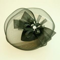 Vakkert Netto Garn/Rhinestone Fascinators