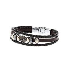 Chic Alloy Leatherette Bracelets & Anklets