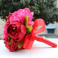 Elegante Forma libre Bayas de simulación Ramos de novia (vendido en una sola pieza) - Ramos de novia