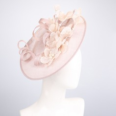 Dames Handgemaakte/Romantische Batist Fascinators/Kentucky Derby Hats