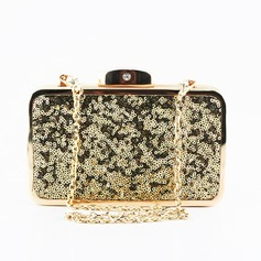 Elegant Sequin Clutches/Wristlets