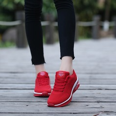 Vrouwen Stof Dans Sneakers Dans Sneakers Dansschoenen