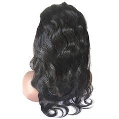 360 Frontal 5A Corps les cheveux humains Fermeture (Vendu en une seule pièce)