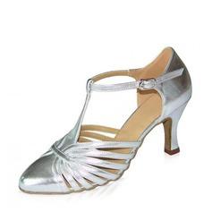 Donna Similpelle Latino Scarpe da ballo (053137751)