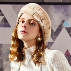Damer' Iögonfallande/Nice/Charmen/Romantiskt Basker Hat