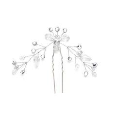 Damer Gorgeous Kristall/Strass Hårnålar med Strass/Kristall (Säljs i ett enda stycke)