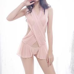 Tulle Nuptiale/Féminine Vêtements de nuit