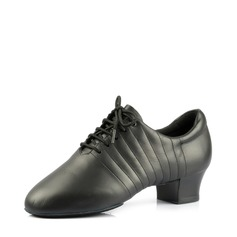 Men's Real Leather Latin Modern Ballroom Tango Dance Shoes